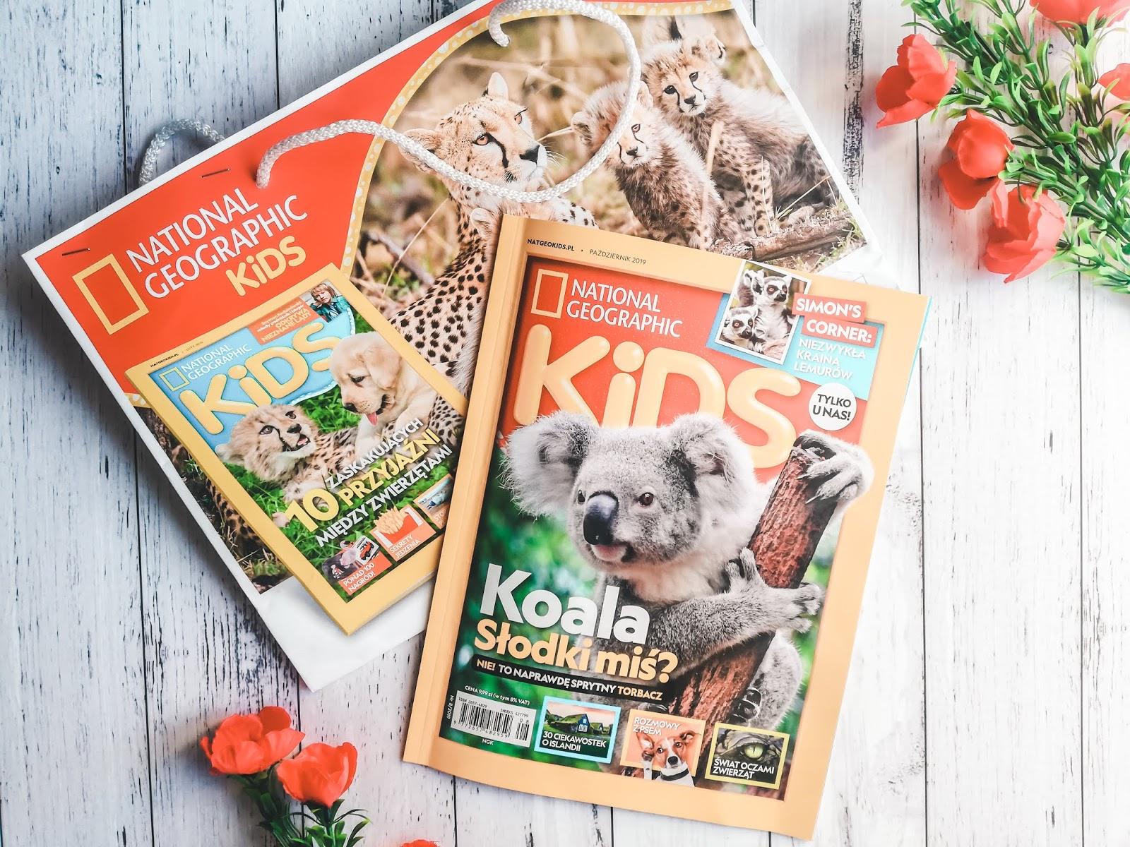 Nowości od wydawnictwa Edipresse | Magazyn National Geographic Kids |Nasze słodziaki. Magiczne Jednorożce | Angry Birds
