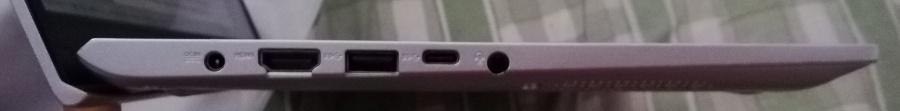 Bagian Kiri ASUS VivoBook Ultra A412D
