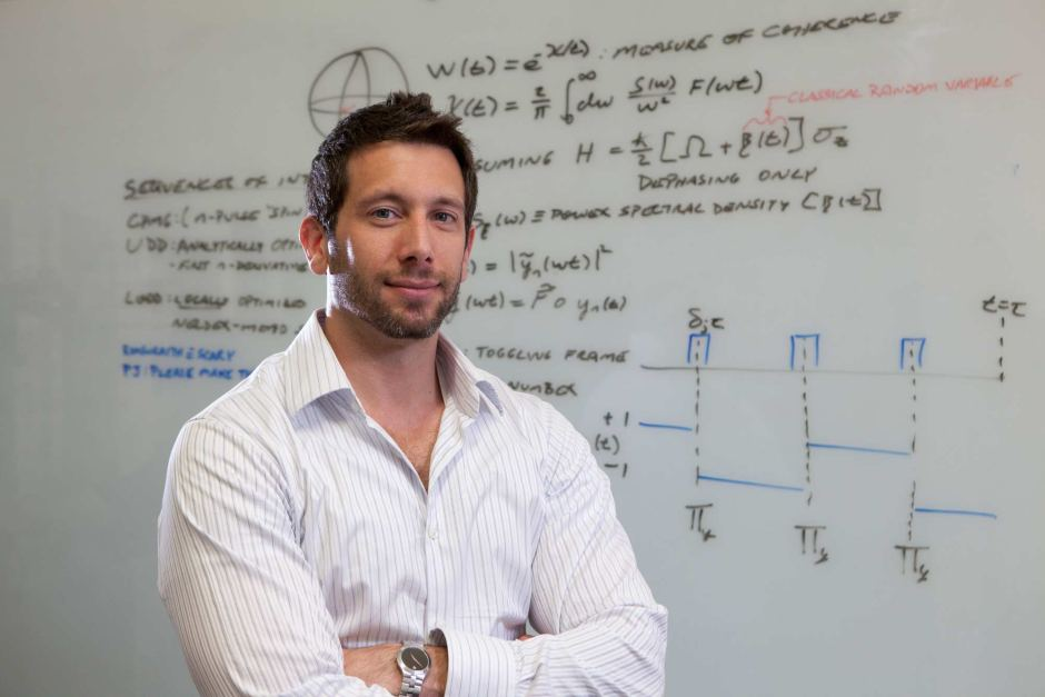 Michael J. Biercuk on Building the Quantum Future
