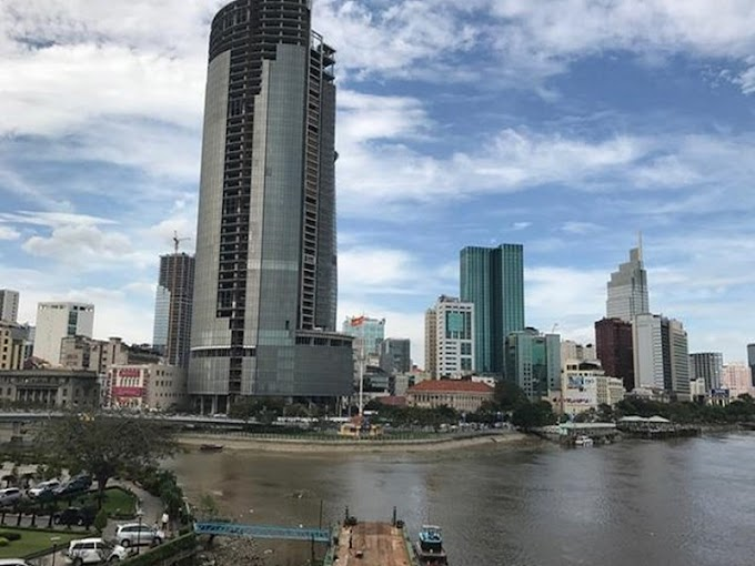 Danh tính Doanh nghiệp muốn hồi sinh cao ốc Saigon One Tower