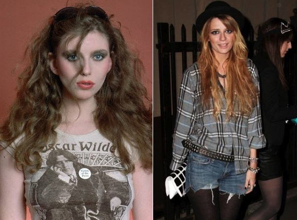 Mischa Barton Then And Now Dolly Rocker Gi...