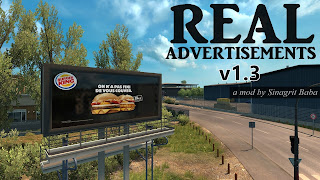 ets 2 real advertisements v1.3