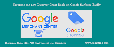 Deals or Promotions on Google Surfaces