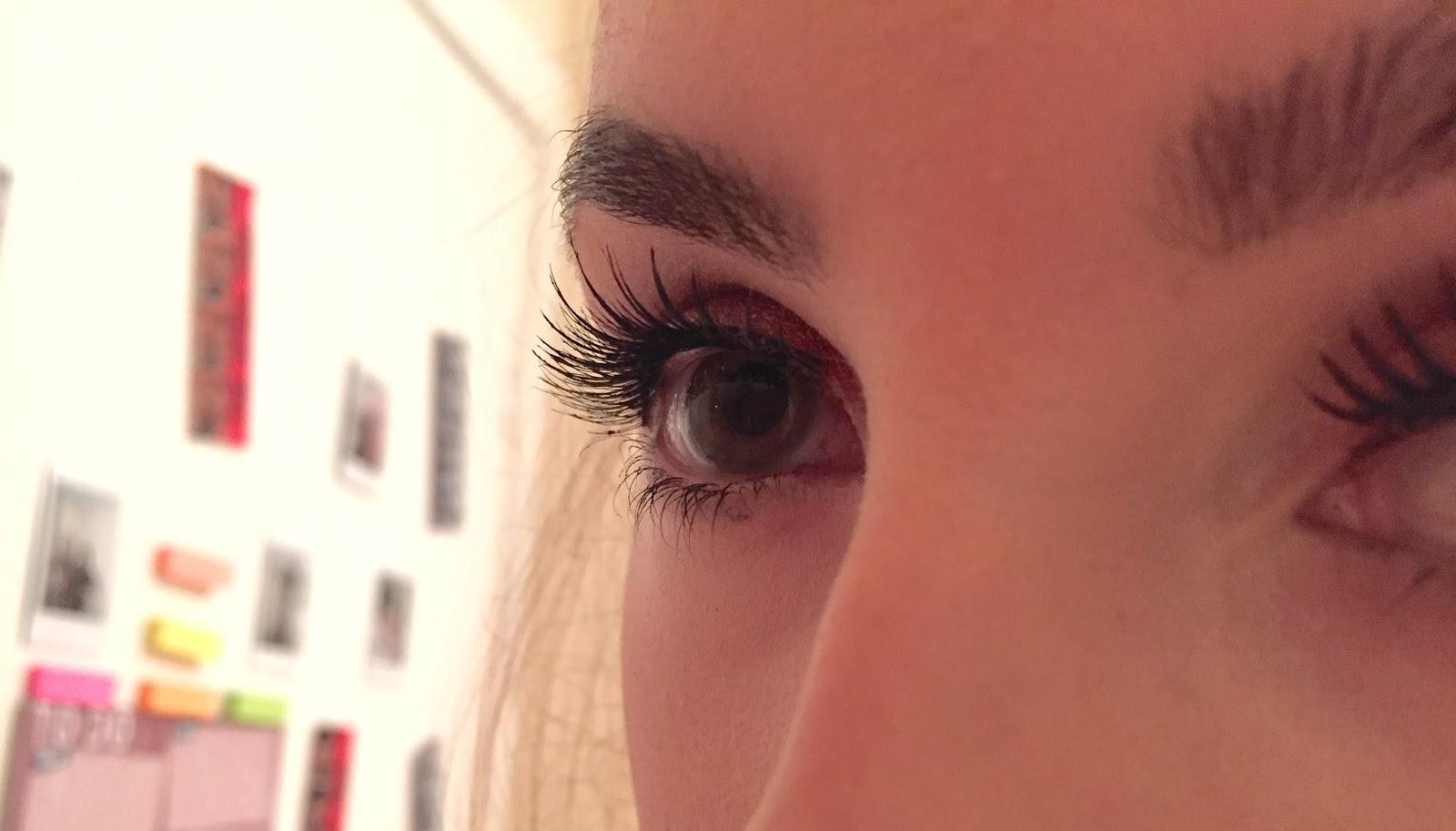 d608d2af4d1 Jesska Denise: Eye Candy Strip Lashes & OOTN