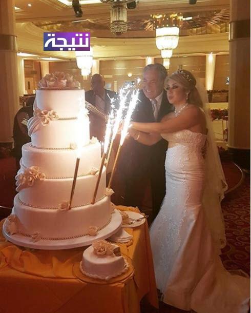 جميع صور حفل زفاف فاتن موسى ومصطفي فهمي صور الزواج بحضور الرئيس اللبناني