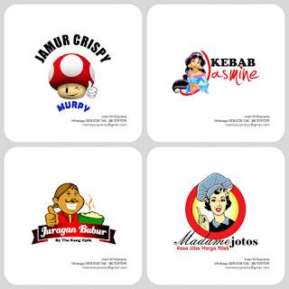 contoh logo kuliner