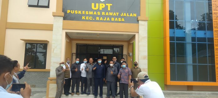 Komisi III DPRD Lamsel Apresiasi Pembangunan PRJ Rajabasa