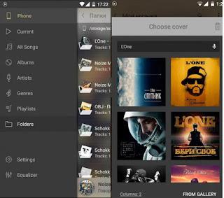 download aplikasi pemutar lagu mp3 keren terbaik Stellio Music Player