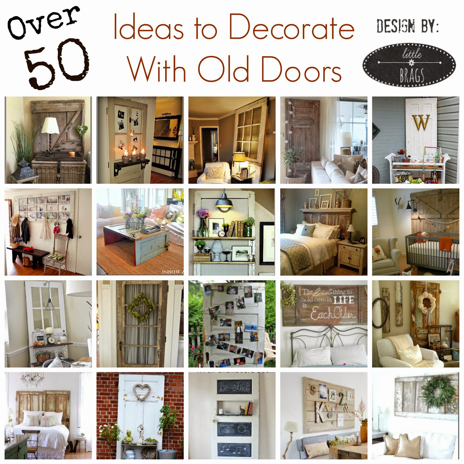 Ideas For Old Windows Little Brags Decorating With Old Windows