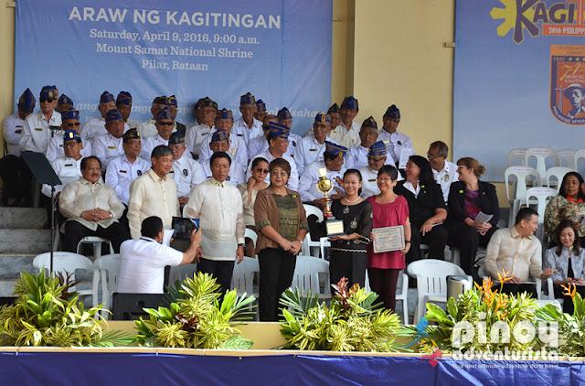 Dambana ng Kagitingan in Pilar Bataan