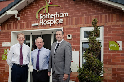 rotherham business news: News: New director at Rotherham Hospice