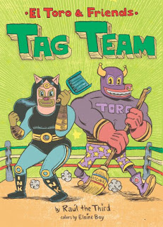 Cover of El Toro & Friends Tag Team
