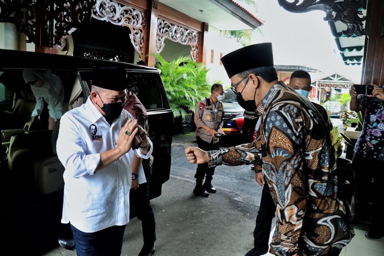 Ketua DPD RI : Masih Banyak Daerah yang Belum Mandiri