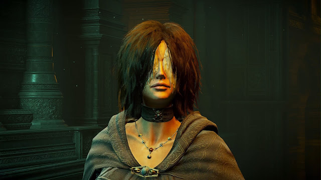 Dama de Negro Análisis de Demon's Souls