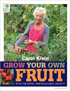 Carol Klein: grow fruit, RHS gardener