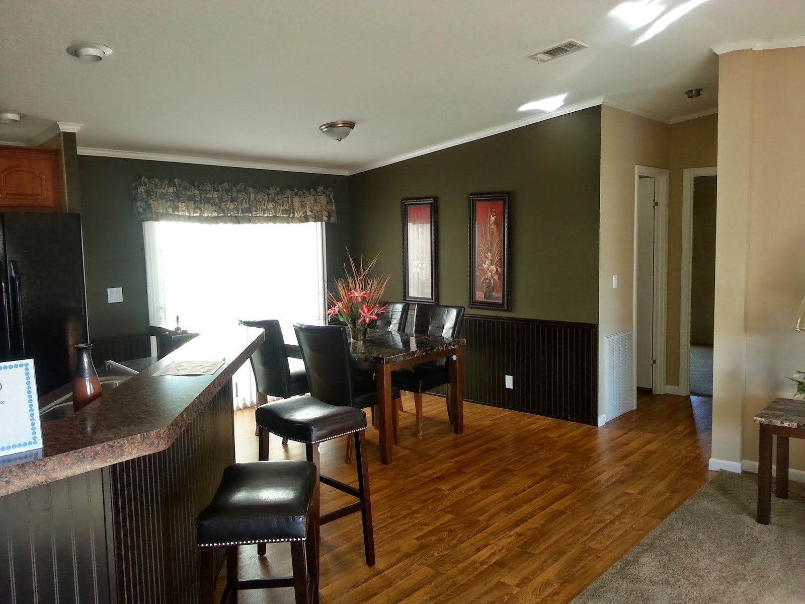 Miley 3 Bedroom 2 Baths 1378 square feet Home on Display  Prestige Home Centers Manufactured