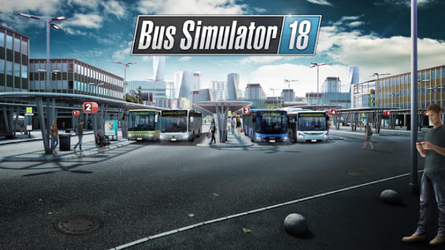 Bus Simulator 18 PC Download - 5 Dlc's + Multiplayer