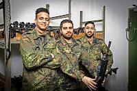 Мусульмане служат в немецкой армии