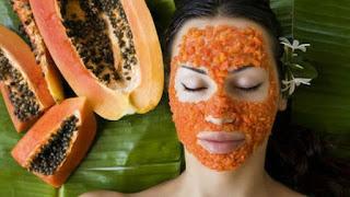 Masker Pepaya Ini Sangat Efektif Untuk Mengatasi Belang Pada Wajah