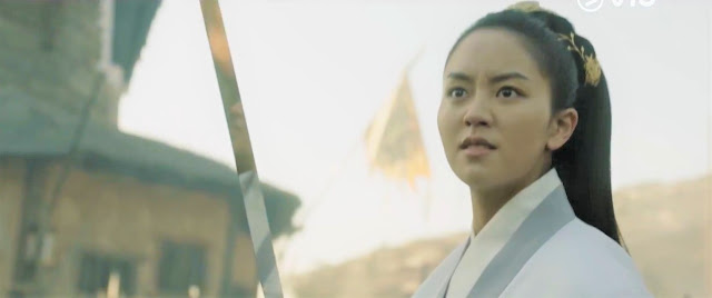Kim So Hyun : Review dan Sinopsis Drama River Where The Moon Rises