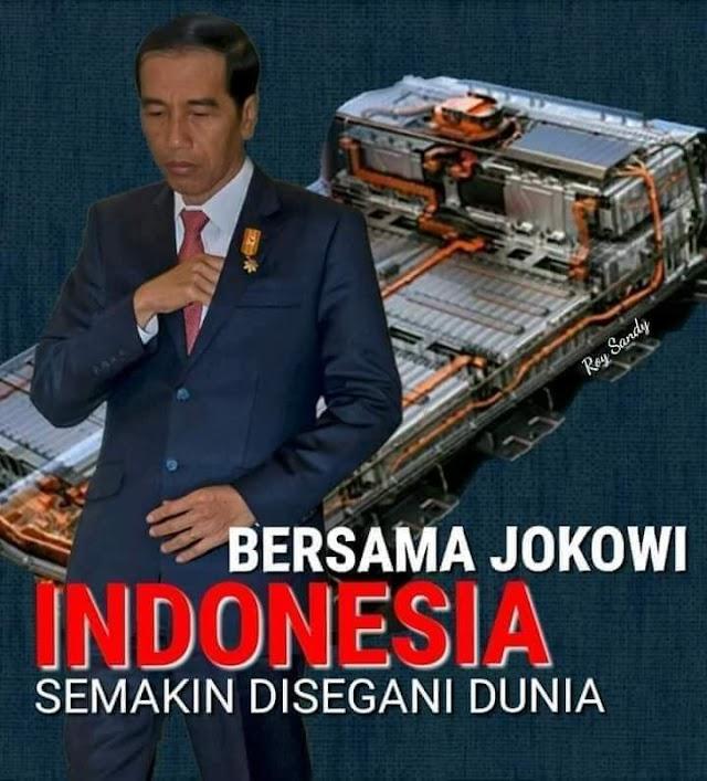 UNI EROPA  MASIH NGOTOT MENOLAK SAWIT INDONESIA, DAN JOKOWI TETAP LARANG NIKEL ORE