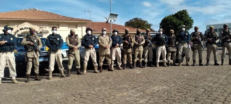 Polícia recupera veículos adulterados e com restrição de furto/roubo em Maracás