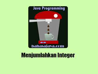 penjumlahan integer Java
