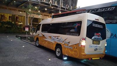 Travel Jogja Surabaya Lewat Tol