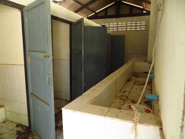 Ненужный туалет на самуи