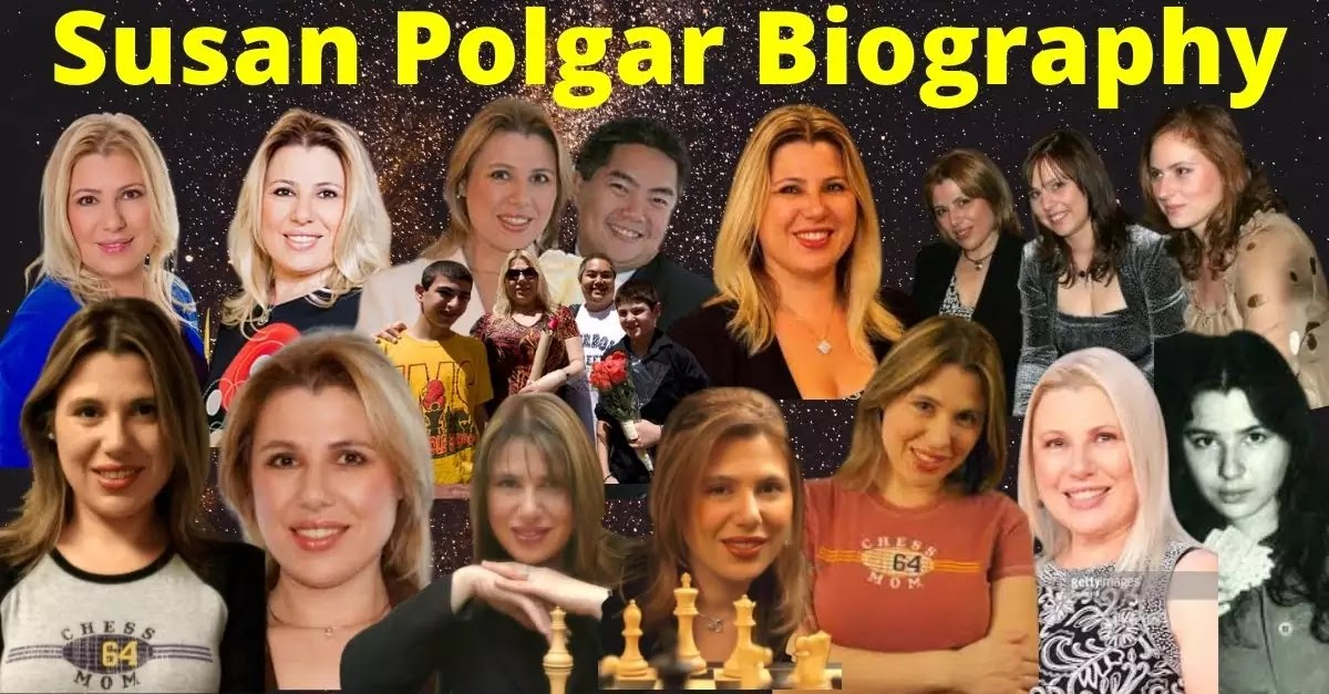 Susan Polgar biography