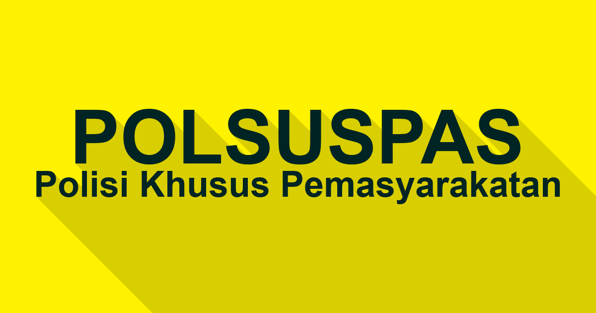 Polsuspas, Profesi Kurang Populer Namun Penuh Resiko