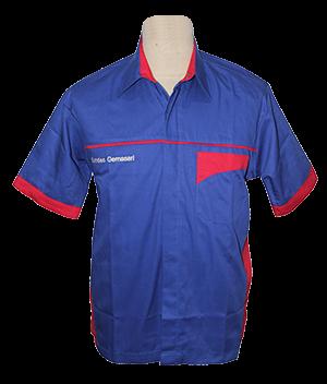 baju seragam kerja cipadu