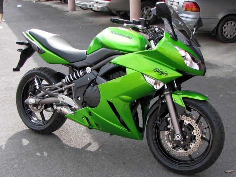 2011 Kawasaki Versys 650 Seat Height