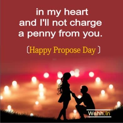 Propose Day Messages for Boyfried  Hindi