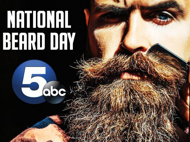 National No Beard Day Wishes Sweet Images