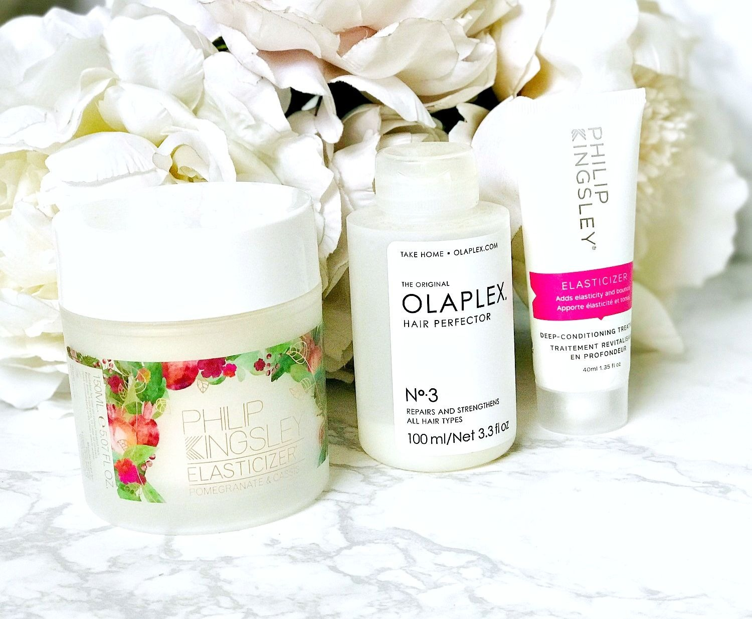 Philip Kingsley Elasticizer VS Olaplex No 3 Which is better?
