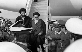 US Had Extensive Contact With Ayatollah Khomeini Before Iran revolution