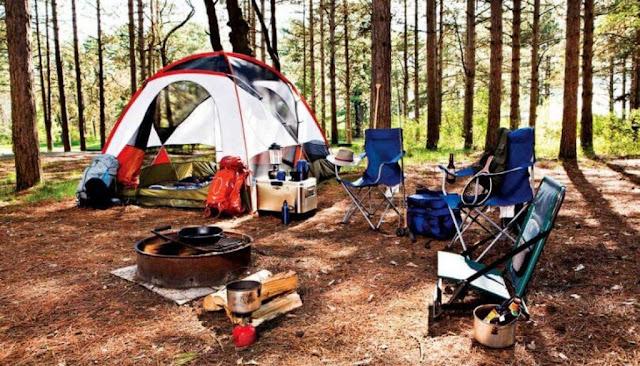 Perlengkapan Wajib saat Pergi Camping