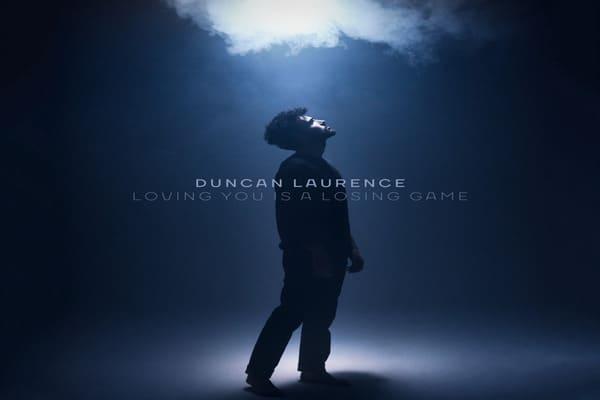 Lirik Lagu Duncan Laurence Arcade dan Terjemahan