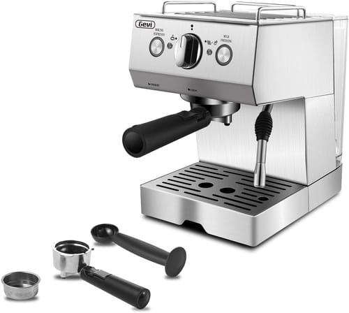 Gevi Espresso Machine 15 Bar Coffee Maker