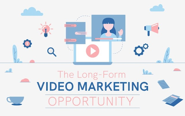 The Long-Form Video Marketing Opportunity (Infographic)