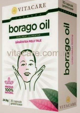pareri Borago Oil VITA CARE prospect indicatii pret