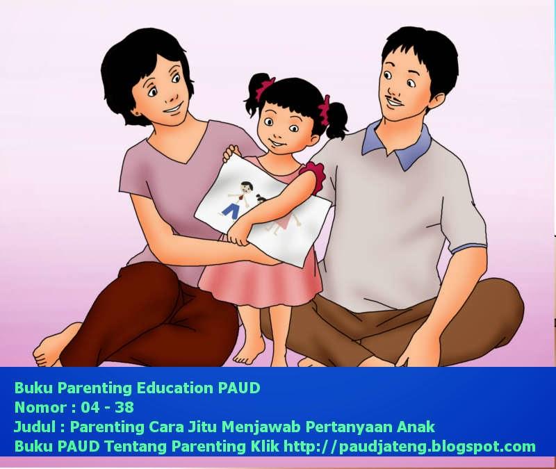 Buku Parenting Cara Jitu Menjawab Pertanyaan Anak