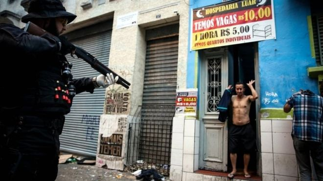 Brazilian raiding