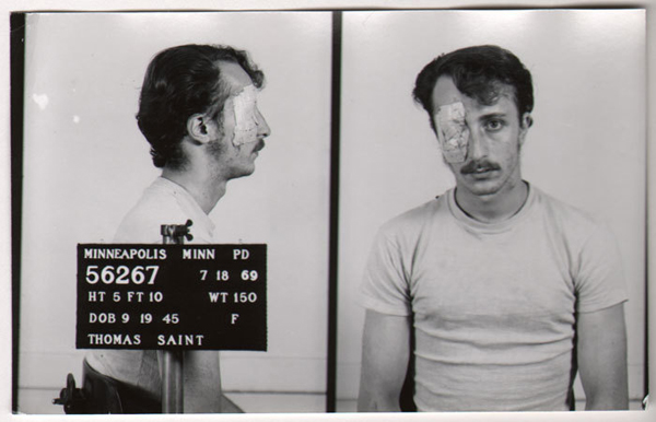 Vintage Mugshots Of Minnesota Hip Troublemakers From The