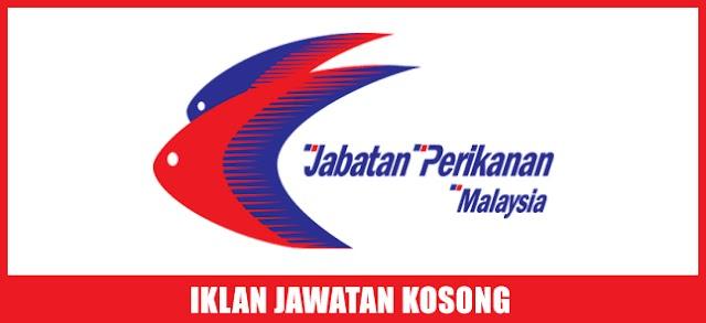 Permohonan Jawatan Kosong Jabatan Perikanan Malaysia