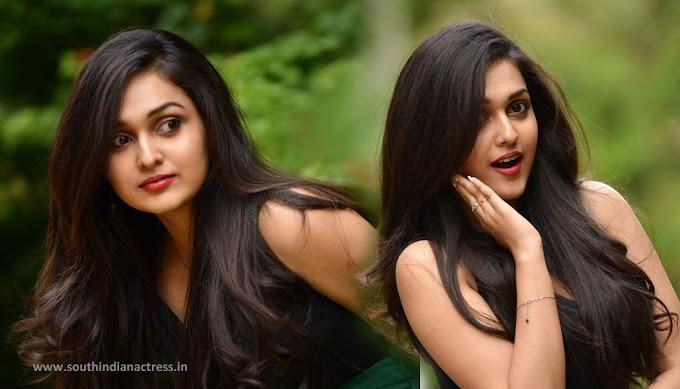 Kannada model Spandana Somanna photos