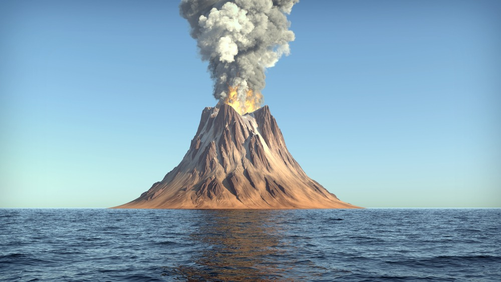 climate change, volcanic eruptions