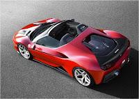 sadece 10 adet üretilecek Ferrari J50