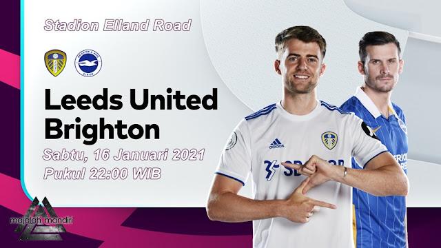 Prediksi Leeds United Vs Brighton Hove Albion